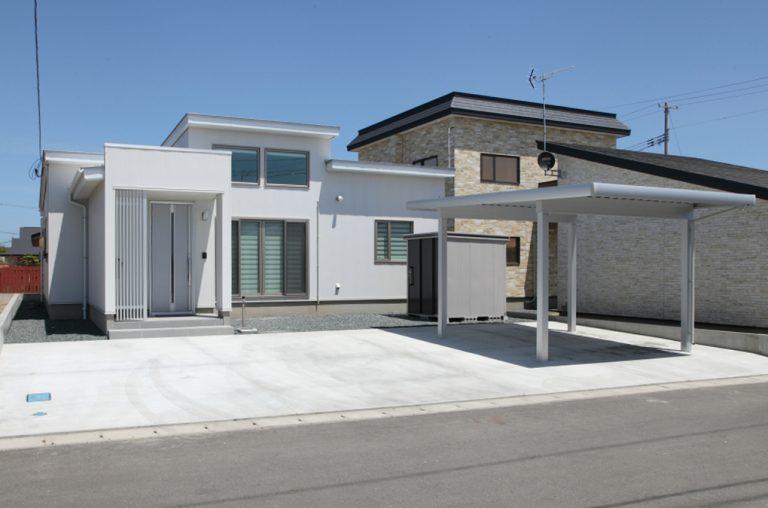 K邸の家(長期優良住宅)
